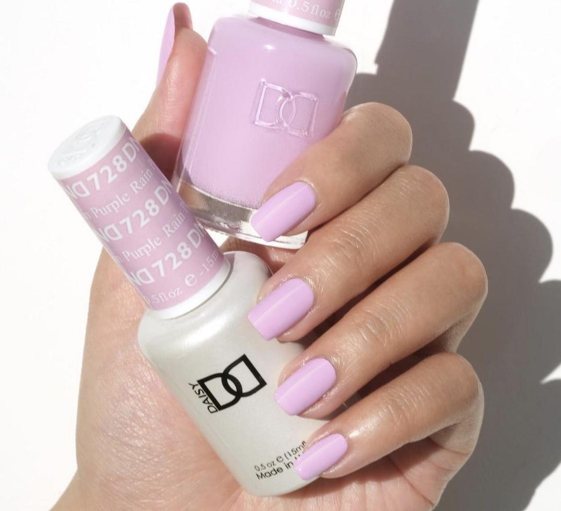 gel nail polish DND